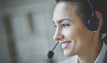 Specialist telephone answering services
